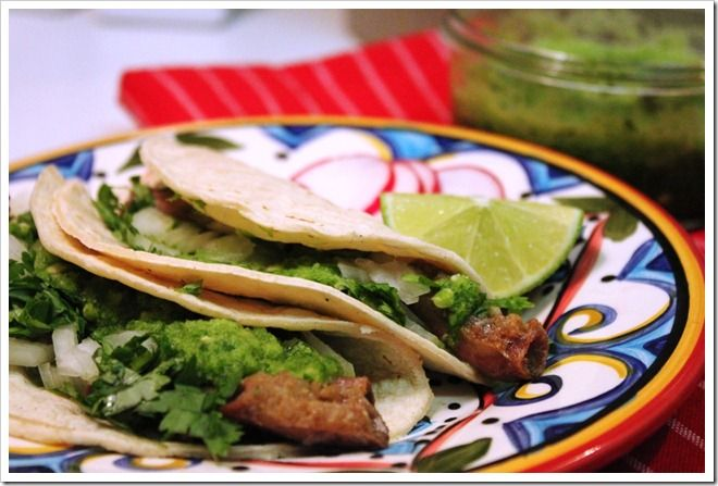 Mexico in my Kitchen: How to Make Tacos de Tripitas/Comó hacer tacos de Tripitas.|Authentic Mexican Cooking Blog