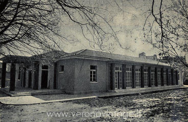 La Scuola materna di S. Bernardino - Anno 1956 http://www.veronavintage.it/verona-antica/immagini-storiche-verona/la-scuola-materna-di-s-bernardino-anno-1956