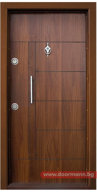 T587 for Main entrance door design