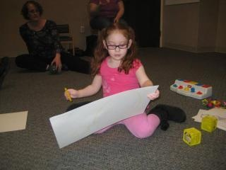 Library Special Needs Programming: Sensory Storytimes article