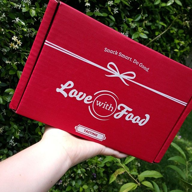 Monthly Subscription Snack Boxes, Gluten Free or Organic | Love with Food
