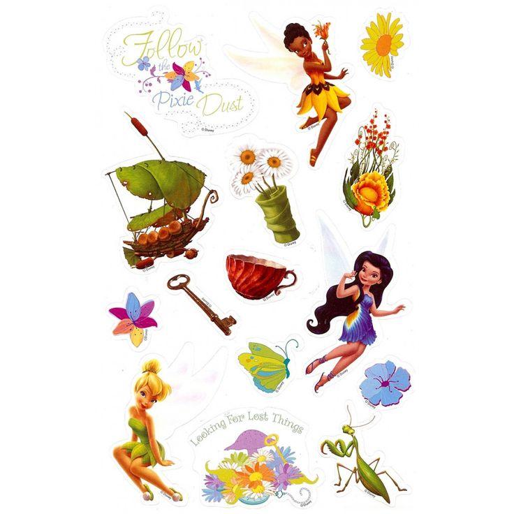 Disney Fairies Sticker Book
