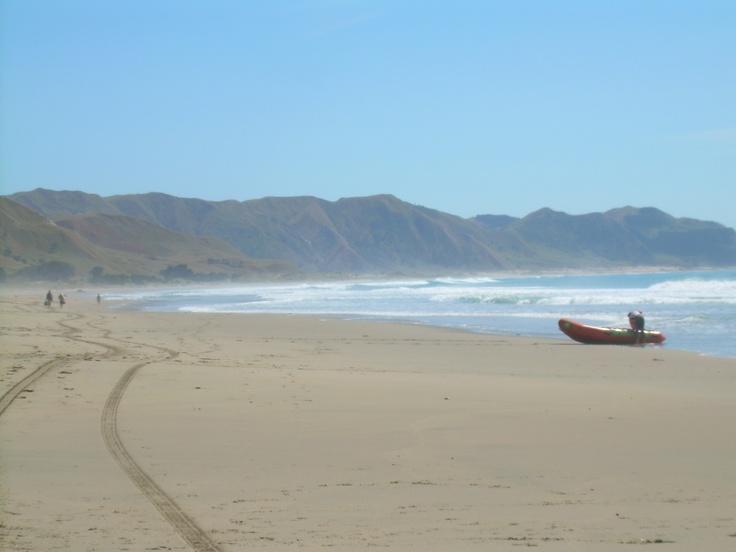 Waimarama Beach, New Zealand