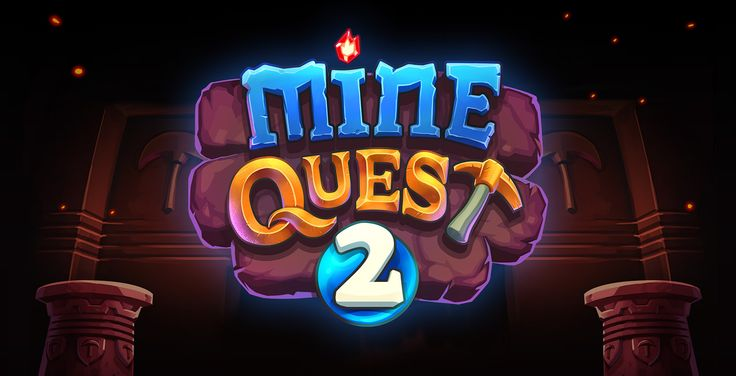 Mine Quest 2 on Behance