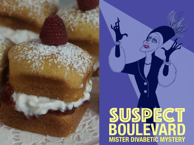 Enjoy our Mister Divabetic Mystery podcast: Suspect Boulevard featuring recipes by  @DiabeticPasChef  LISTEN: http://www.blogtalkradio.com/divatalkradio1/2016/09/13/suspect-boulevard-diabetes-mystery-theater-podcast