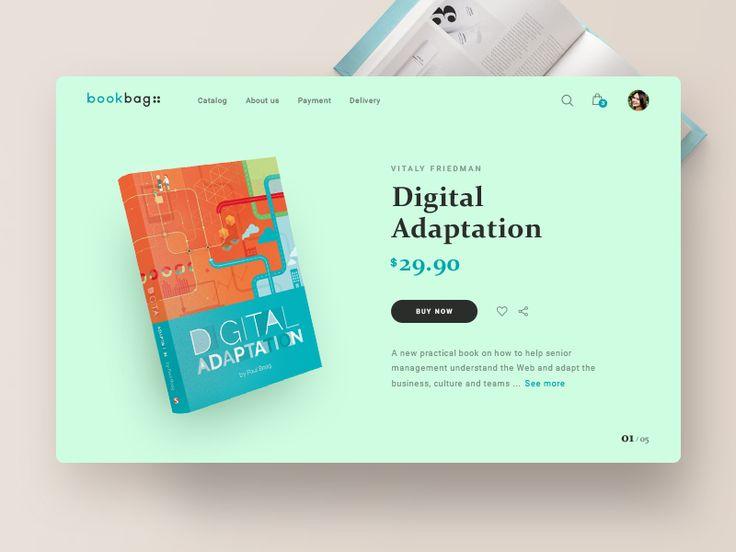 Bookbag Home Page  by Olga Dorokhova