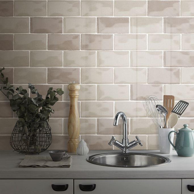 Charmant The Perfect Tiles For A Rustic Kitchen
