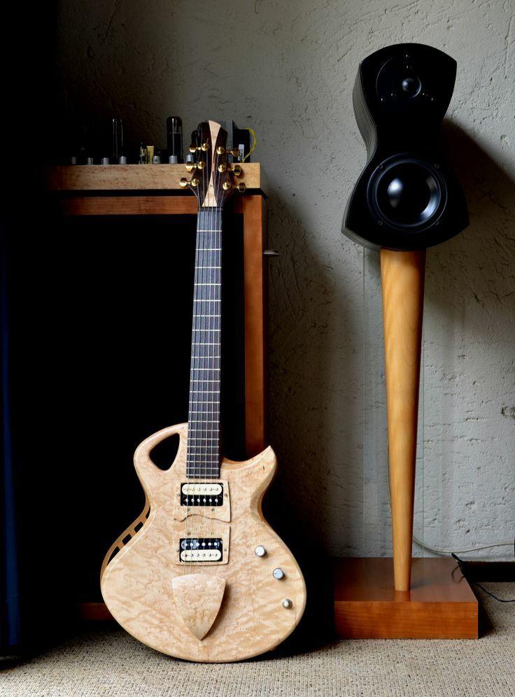Destroy All Guitars - Murray Kuun Nymph
