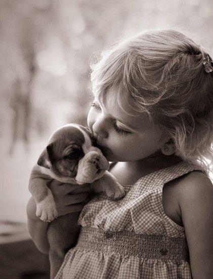True love....;