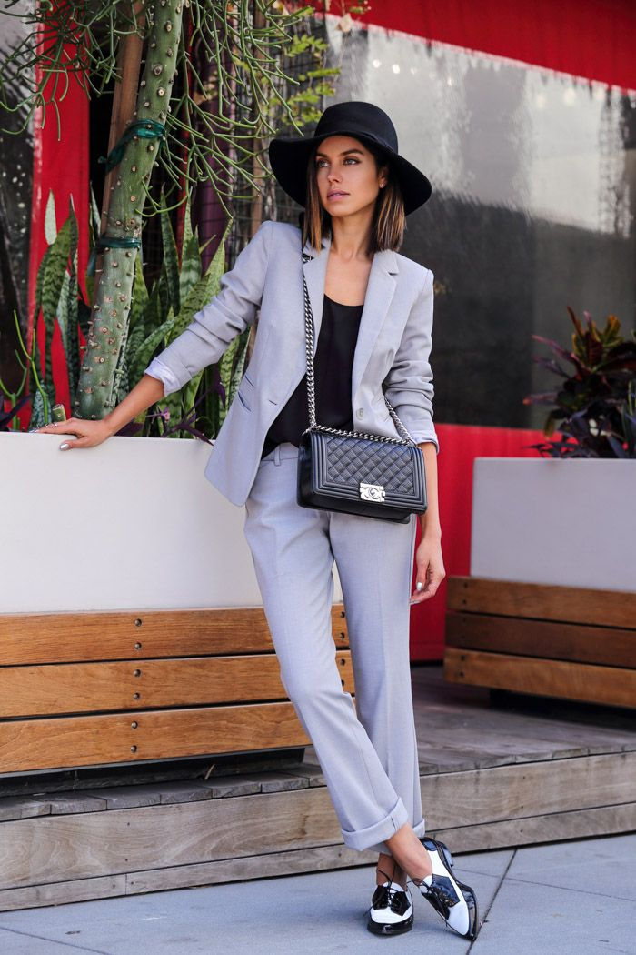 Tuxedo is in vogue from more than hundred years and evolved itself as an icon of male elegance. However, the timeless staple is now embraced by women that withstand the informal dressing. Whether you're a fan of a borrowed-from-boys look or simply wish...