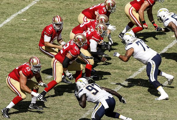 Game Highlights: 49ers vs. Chargers