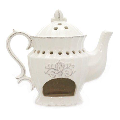 £27.99 Time for Tea Electric Burner UK Plug Yankee Candle