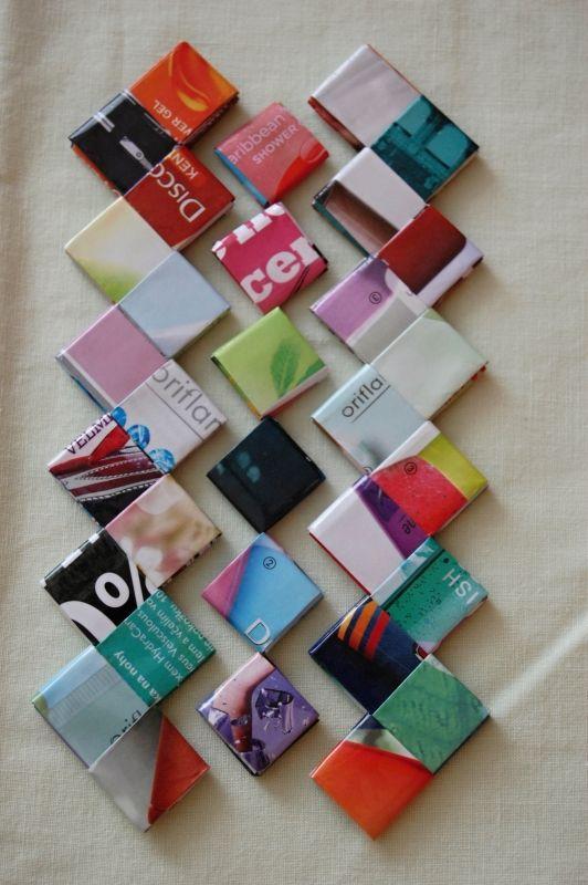 Papírové kabelky CANDY BAG IX.