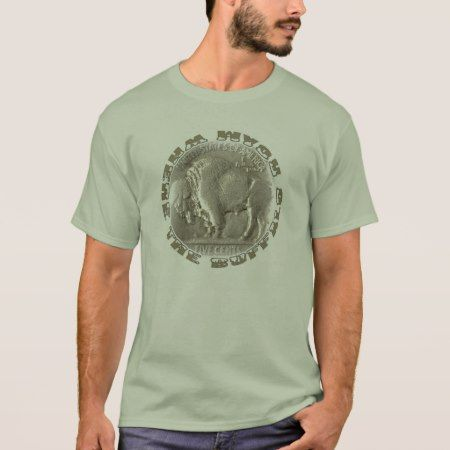 Where The Buffalo Roam T-Shirt - click to get yours right now!