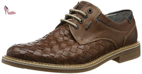 Fretz Men Tosco, Mocassins Homme, Marron (Brown 26), 43 1/3 EU