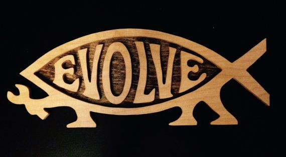 """Handmade from baltic birch on a scroll saw. Approx 10"""" long and 5"""" high. Includes wall hanger on the back - Can substitute for magnet to hang on fridge if preferred."""