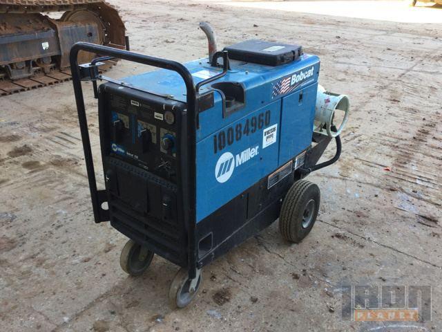 Miller Spectrum 625 >> Miller Bobcat 250 Engine Driven Welder in Bossier City ...