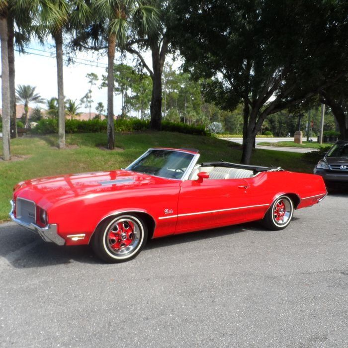 1970 Oldsmobile Cutlass Cutlass Supreme Convertible: 1000+ Images About Oldsmobile. Can We Build One For You