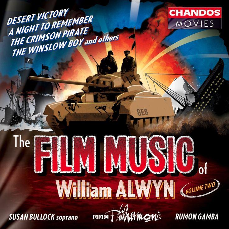 BBC Symphony Orchestra - Alwyn: Film Music of William Alwyn State Secret; Take My Life; In Search of the Castaways; The Winsl...