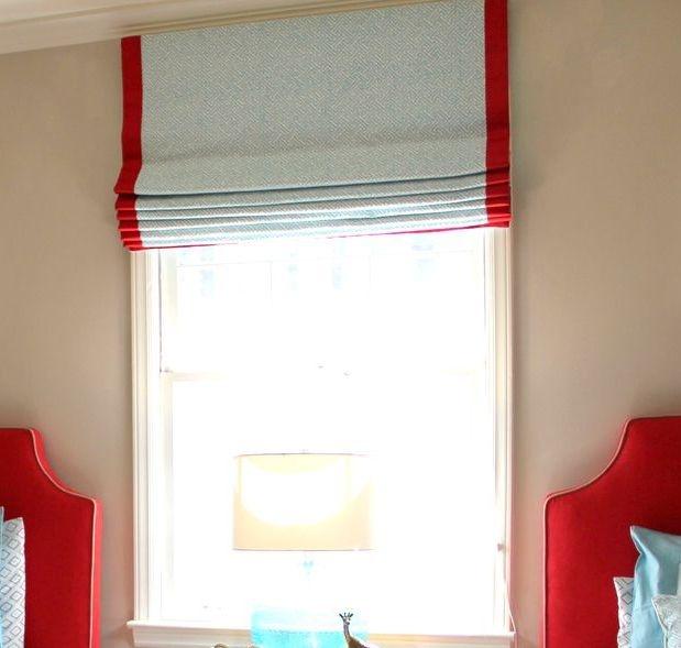 Matters of Style - Custom window treatment