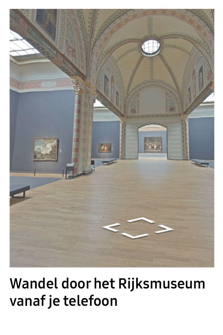 Dat kunst met de tijd mee kan gaan bewijst het Rijksmuseum wederom in haar nieuwste samenwerking met Google. Vanaf nu kun je zo'n 200.000 werken uit Nederlands grootste museum online bekijken.