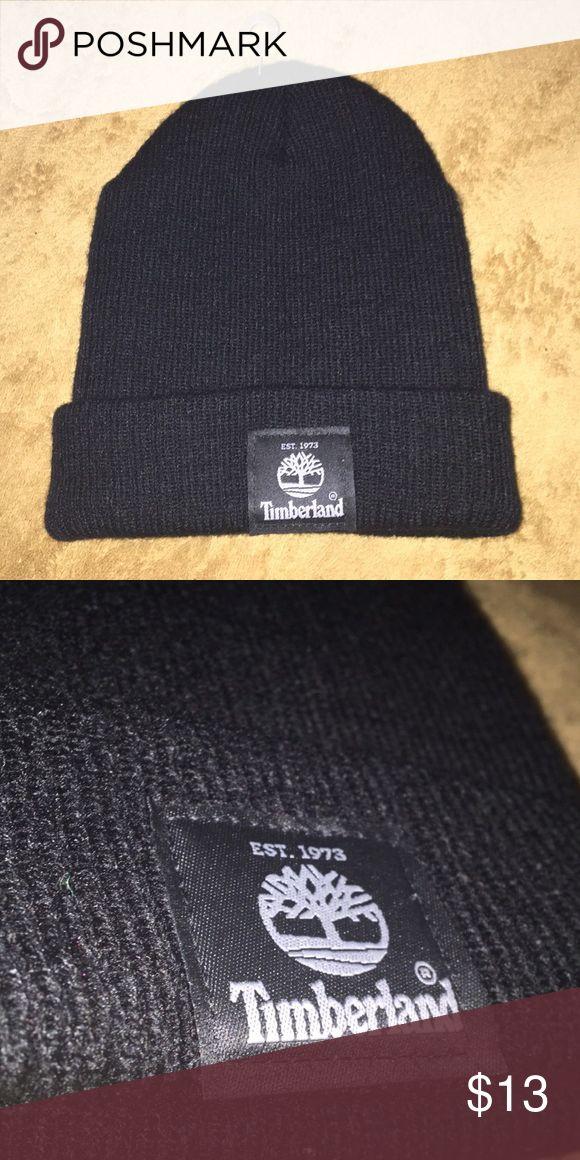 Timberland Hat Timberland Beanie Brand New Black Thermal Timberland Accessories Hats