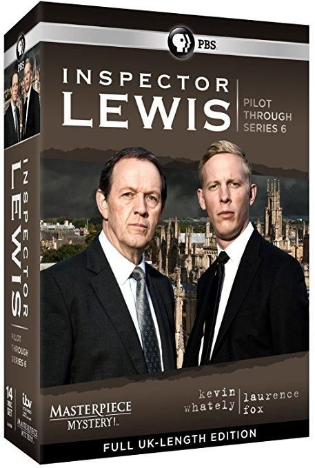 Kevin Whately & Laurence Fox - Masterpiece Mystery: Inspector Lewis - Pilot Through Series 6