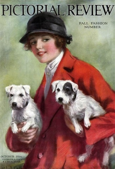 Pictorial Review Fall Fashion Issue c.1916