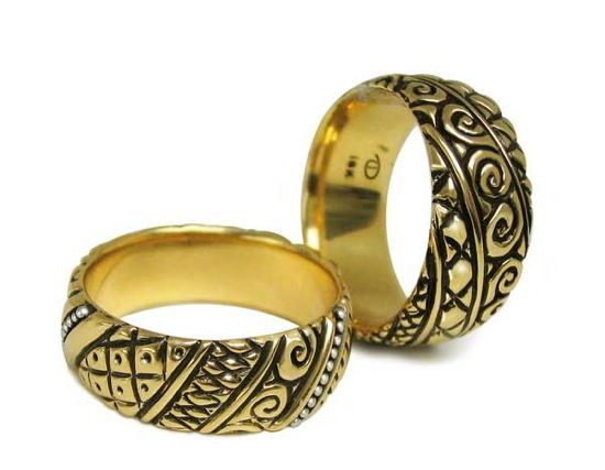 21 best Island rings images on Pinterest Polynesian wedding Rings