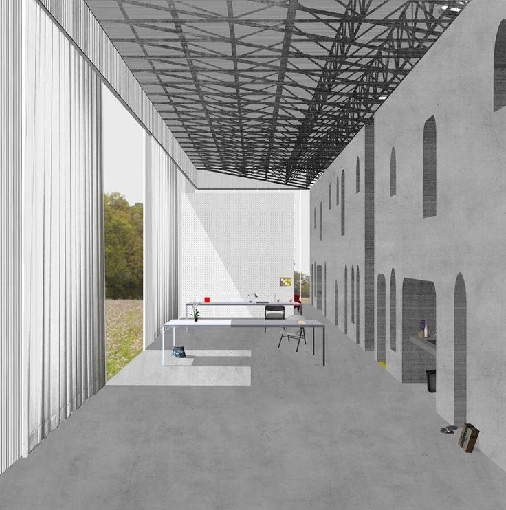 ALCOVA, Brittany Utting + Daniel Peter Jacobs, Advanced Design Studio: Aureli, Yale School of Architecture
