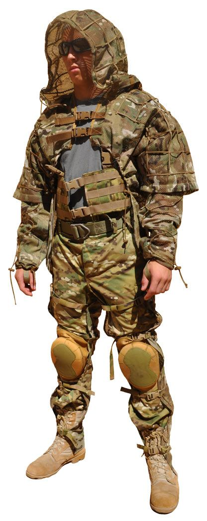 Sniper Garment Kit #1