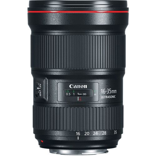 Buy Canon EF 16-35mm f/2.8L III USM Lens - National Camera Exchange