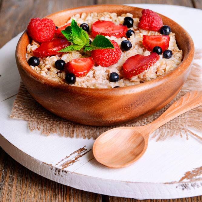 Conoce los beneficios de #desayunar copos de #avena
