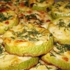 Кабачки, запеченные со сметаной и чесноком рецепт – закуски. «Афиша-Еда»