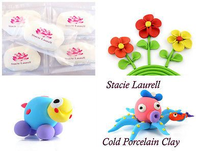 How To Prevent Your Cold Porcelain Clay From Cracking | eBay