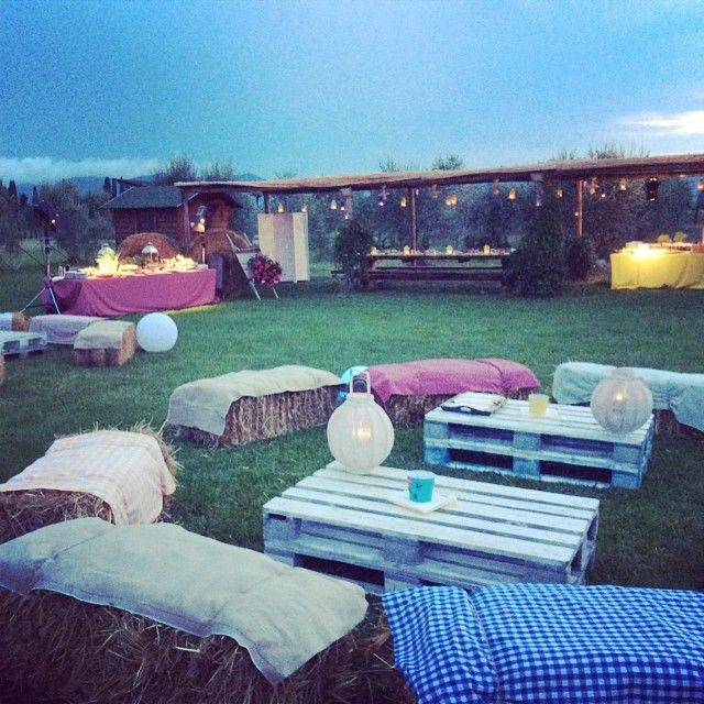 "@tuscandream1's photo: ""#welcome #dinner #ideas #countrychic #inmaremma #discovertuscany @bandiniev"""