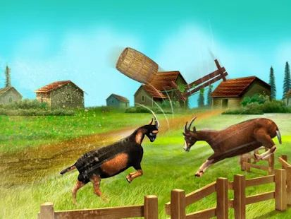Goat Simulator Free- screenshot thumbnail