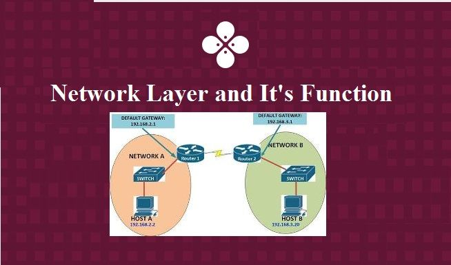 Network Layer in Computer Network | Computer Science Study