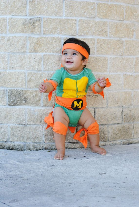 Hey, I found this really awesome Etsy listing at https://www.etsy.com/listing/200760749/halloween-happy-birthday-ninja-turtles
