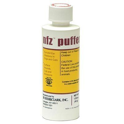Nitrofurazone Ointment Veterinary