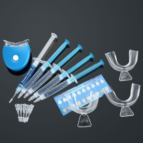 5.02$  Buy here  - Dental Equipment Teeth Whitening Dental Bleaching System Tooth Whitener Whitening Gel Dental Trays Care Whitening Home Kit Teeth Tools http://getfreecharcoaltoothpaste.tumblr.com