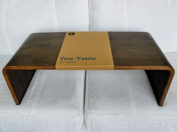 Dark Walnut You-Table (6 Series) #Lovesac