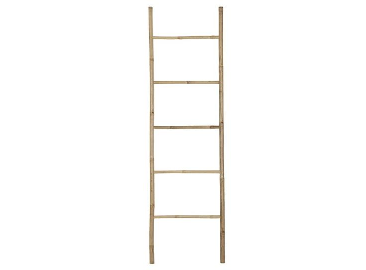 Decoratieve ladder recht