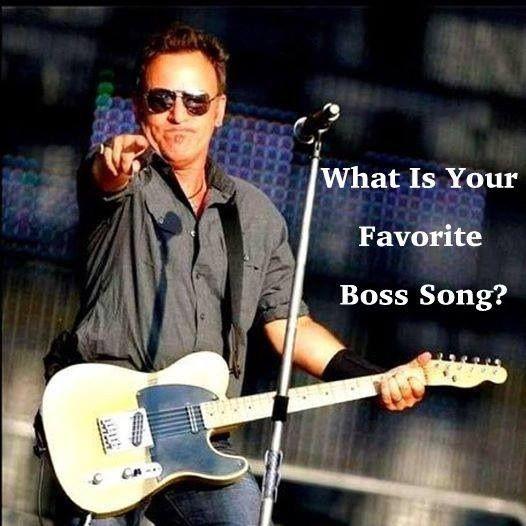 One?!!!  Jungleland, Born to Run, No Surrender, Badlands... One??  List your favorite or favorites...