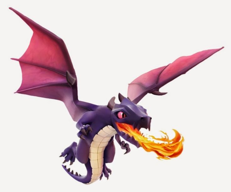 clash of clans one dragon attack strategy