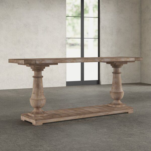 Doris Console Table In 2020 Console Table Reclaimed Wood Console Table Wood Console Table