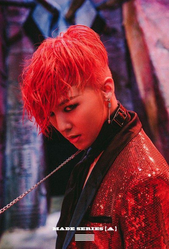 """G- Dragon catalogado como el """"idol"""" de kpop más influyente de la moda"""