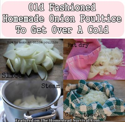 The Homestead Survival Old Fashioned Homemade Onion