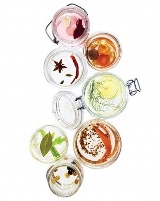 See the Flavored Vodkas in our Homemade Food Gifts gallery