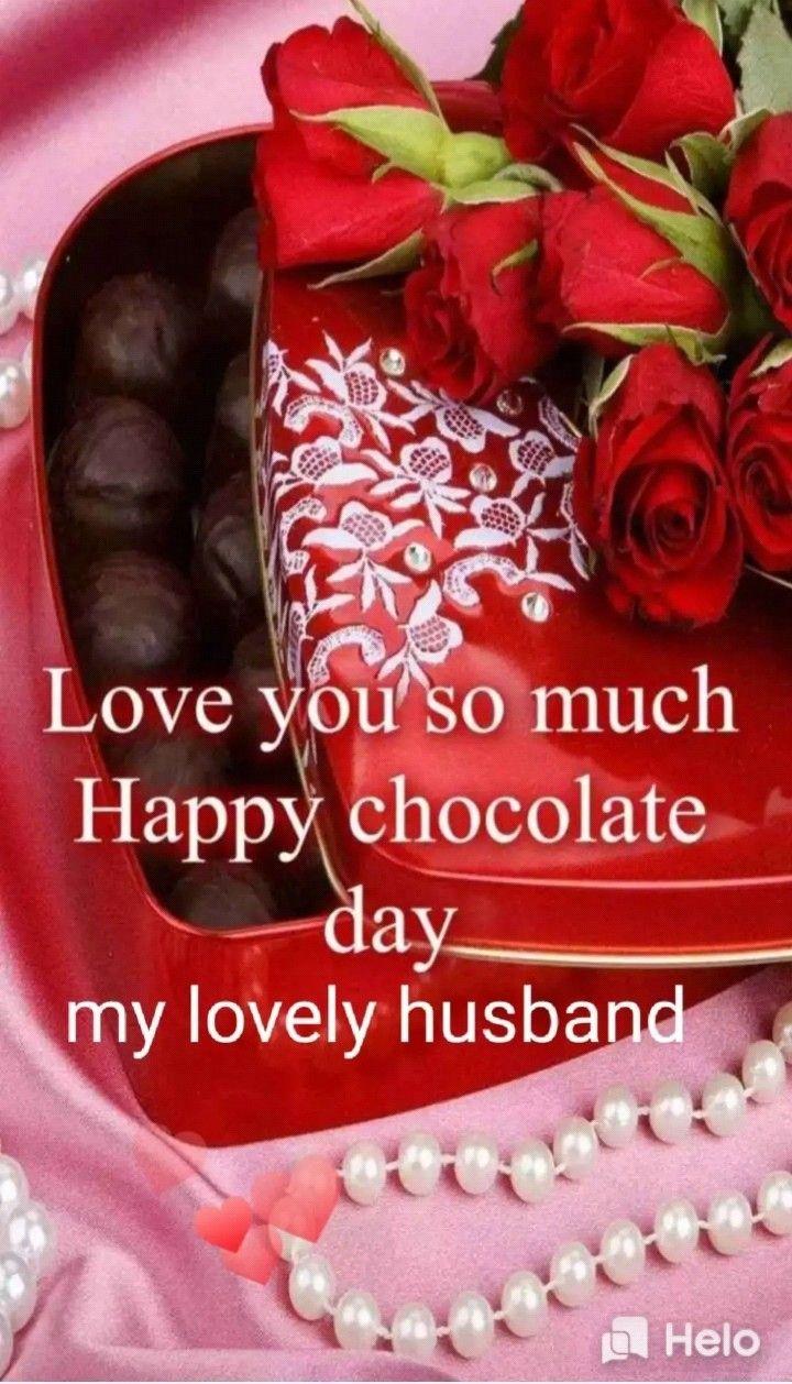 Pin By Vikaspaunikar On Valentine Weeks Happy Chocolate Day Chocolate Day Happy Chocolate Day Wishes Happy chocolate day my love picture